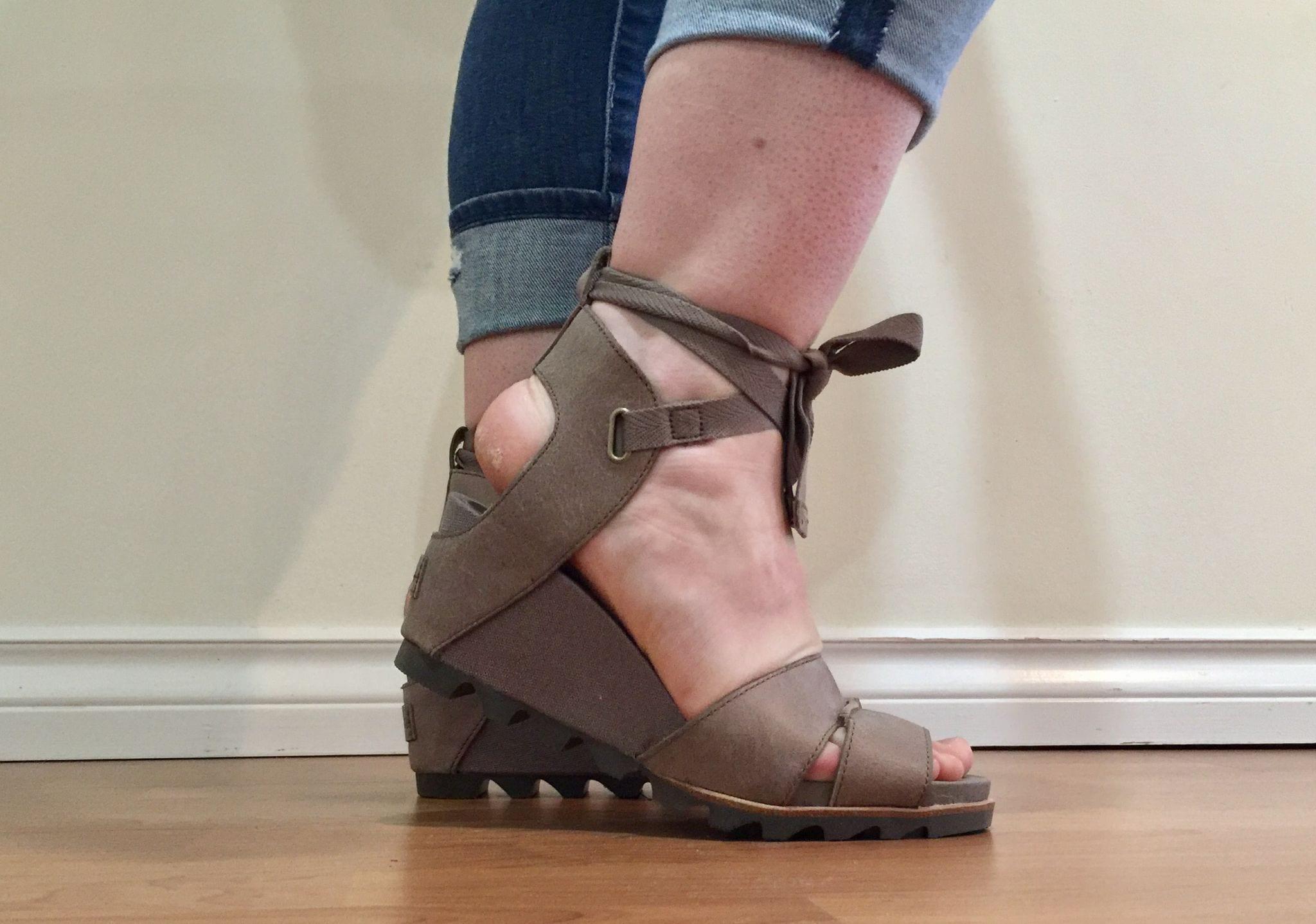 Sorel Joanie Wrap Sandal