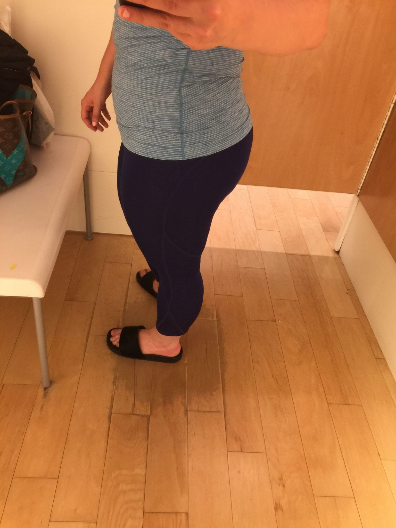 Gap Fit Sculpt Compression