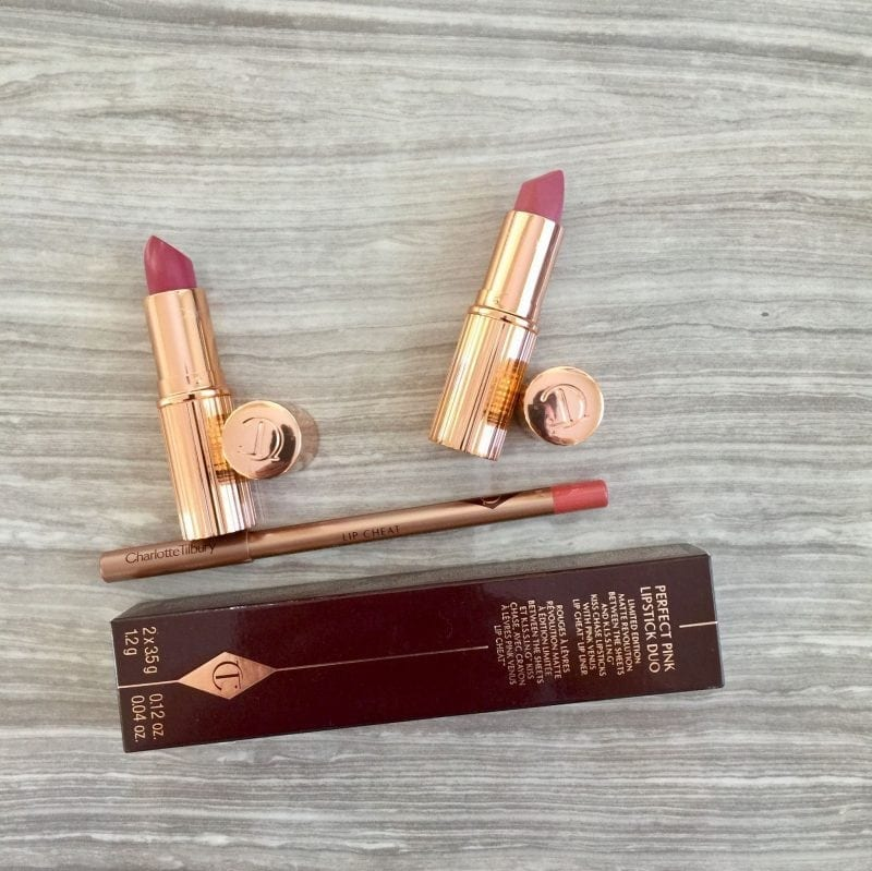 Charlotte Tilbury Hot Lips Set Nordstrom Anniversary Sale