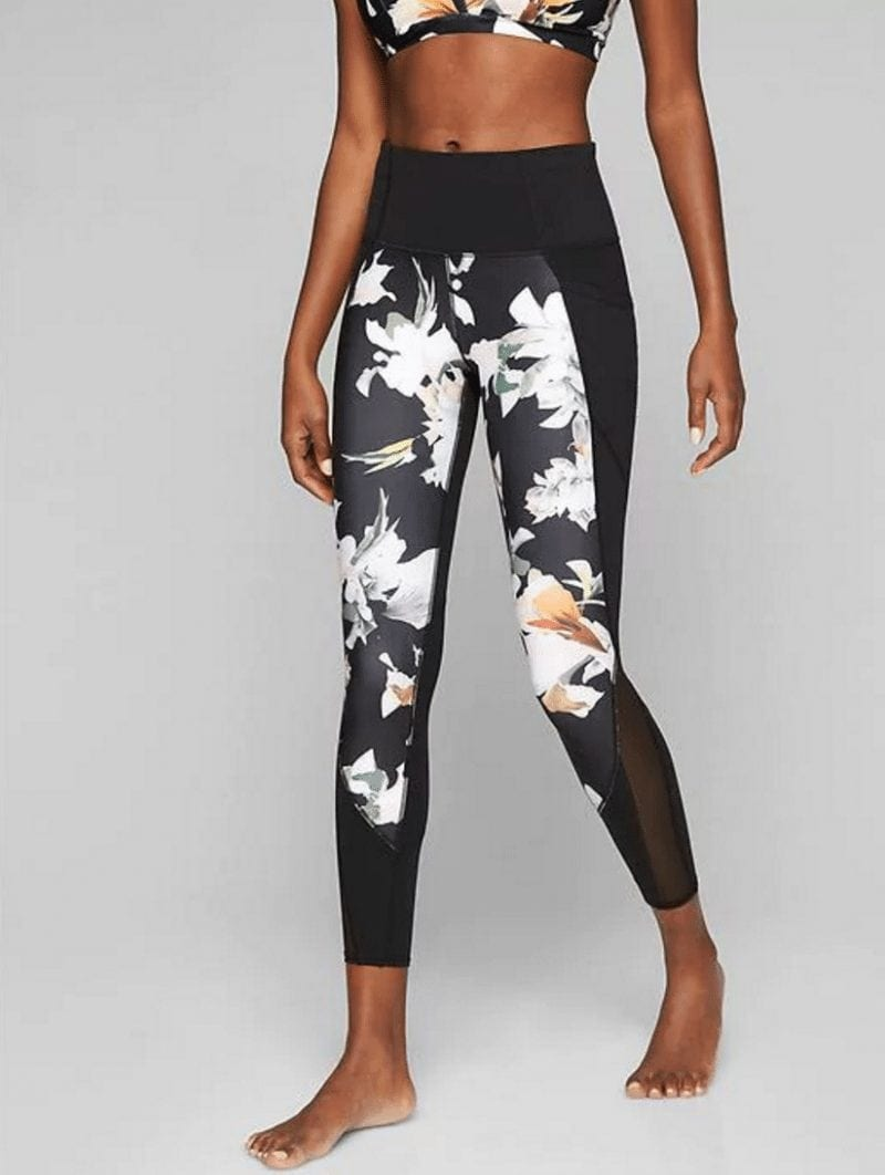 Athleta Blossom Intuition 7/8 Tight