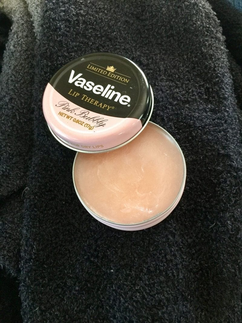 Vaseline Lip Tint Pink Bubbly