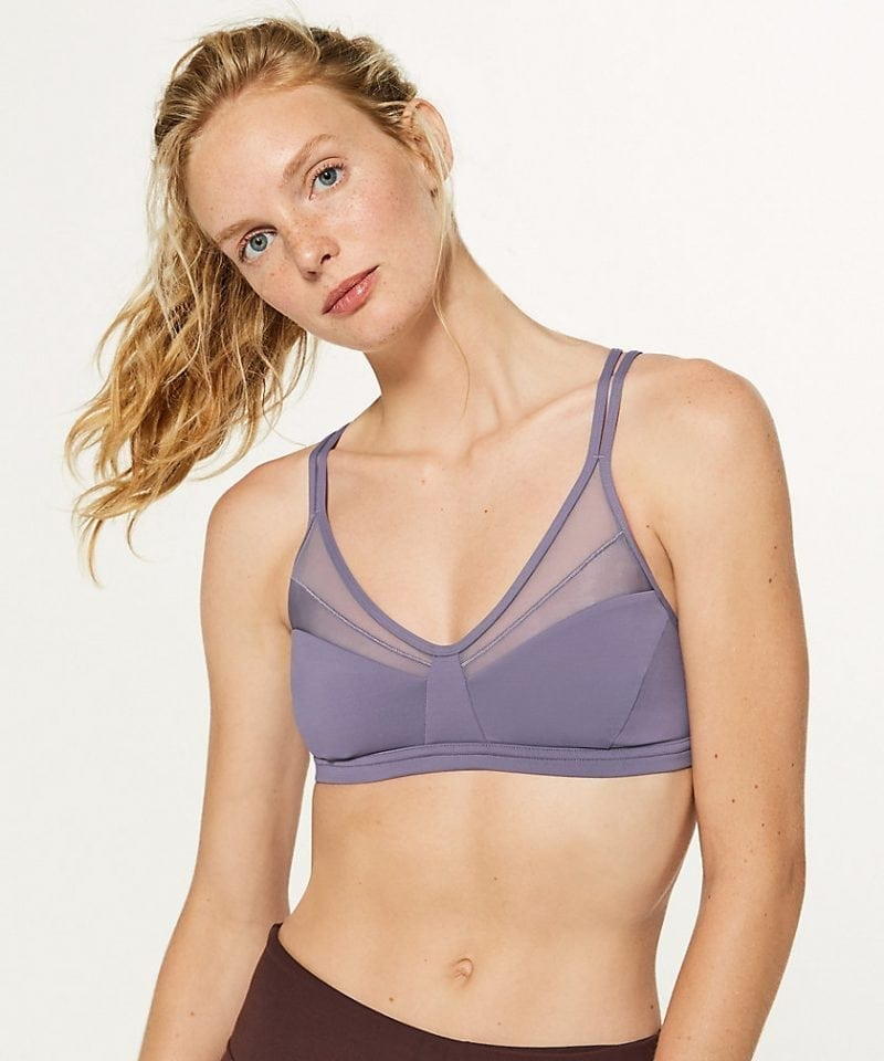 Deep Stretch Bra