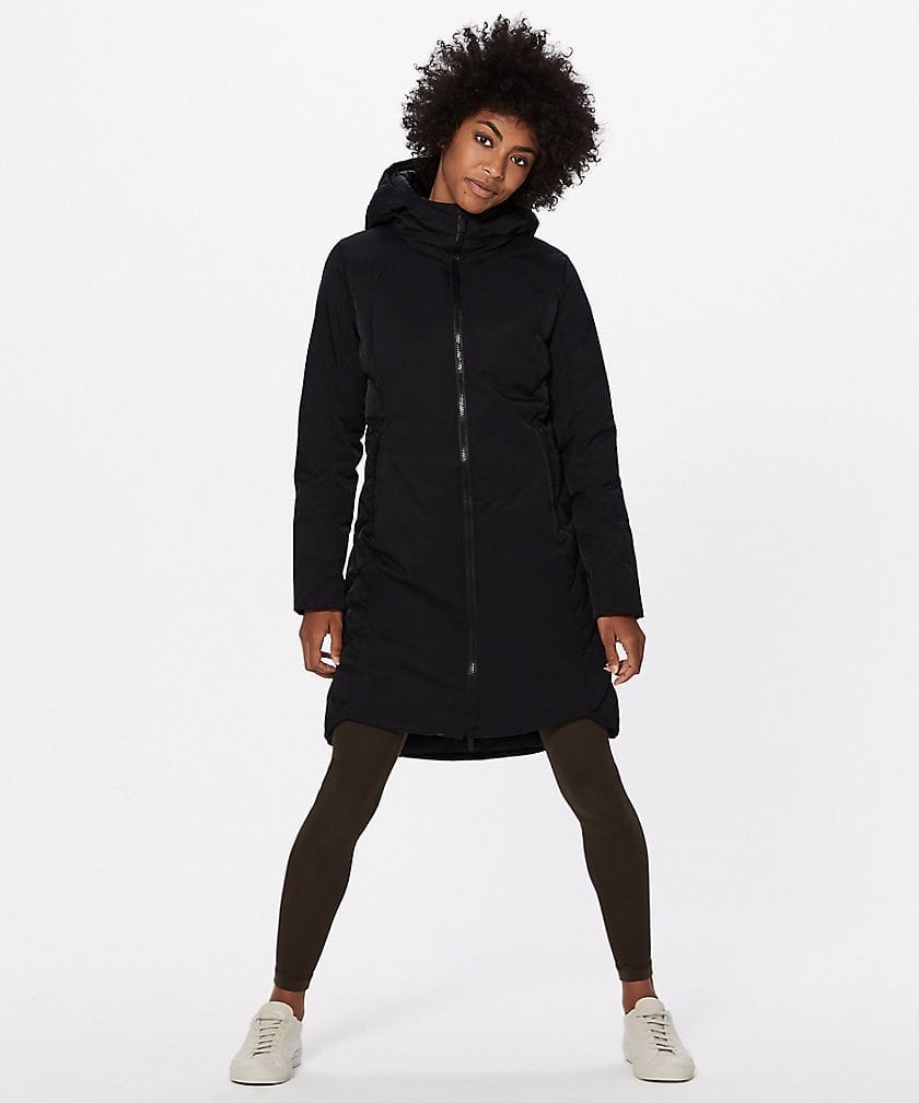 Fluff The Cold Parka