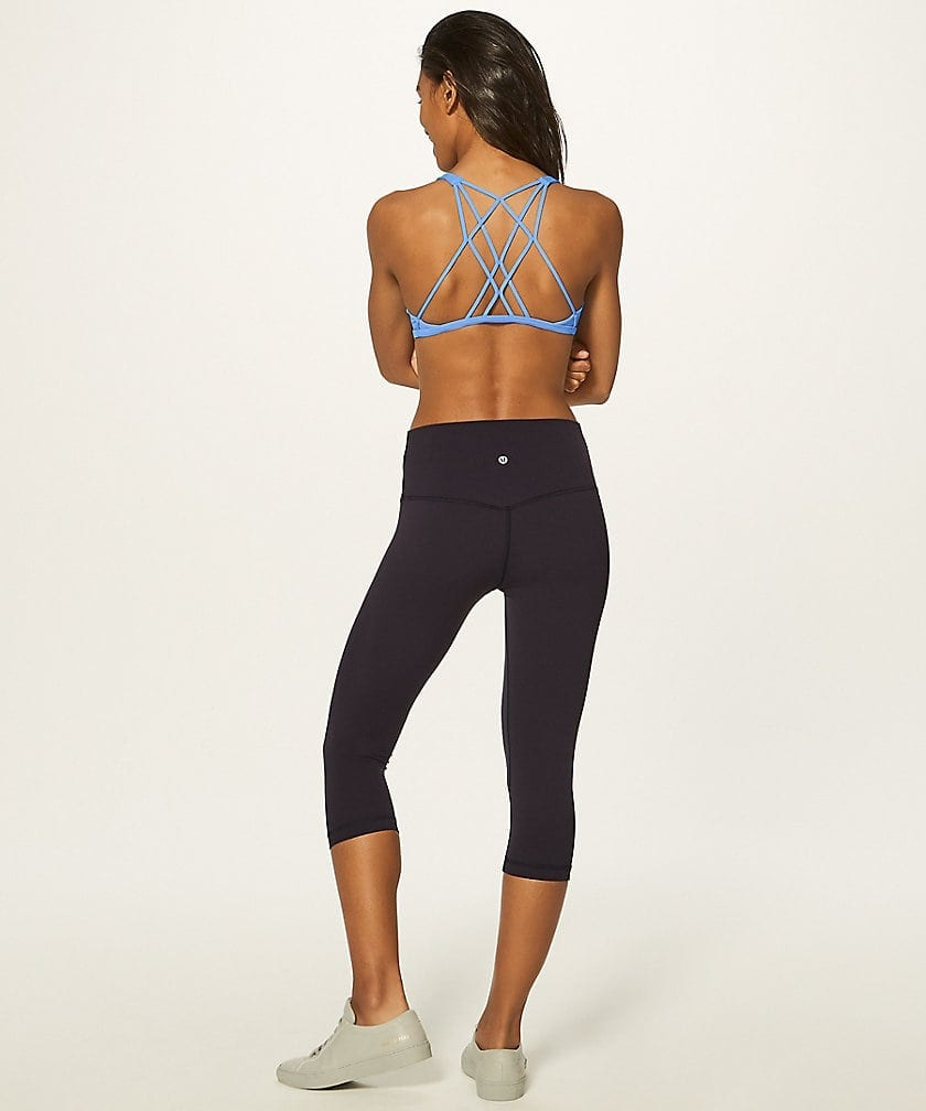 Free To Be Zen Bra Aero Blue