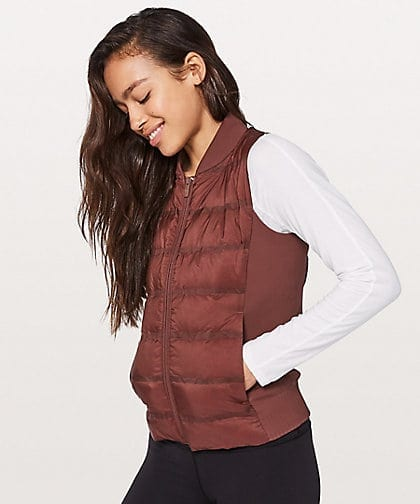 Down & Around Vest