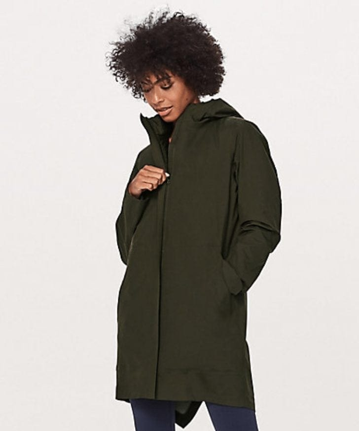 Rain Haven Insulated Jacket