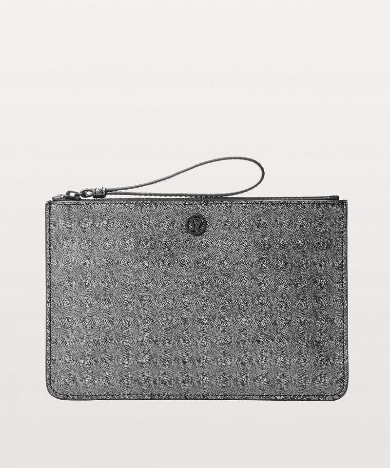 Lululemon Goody Bag Silver