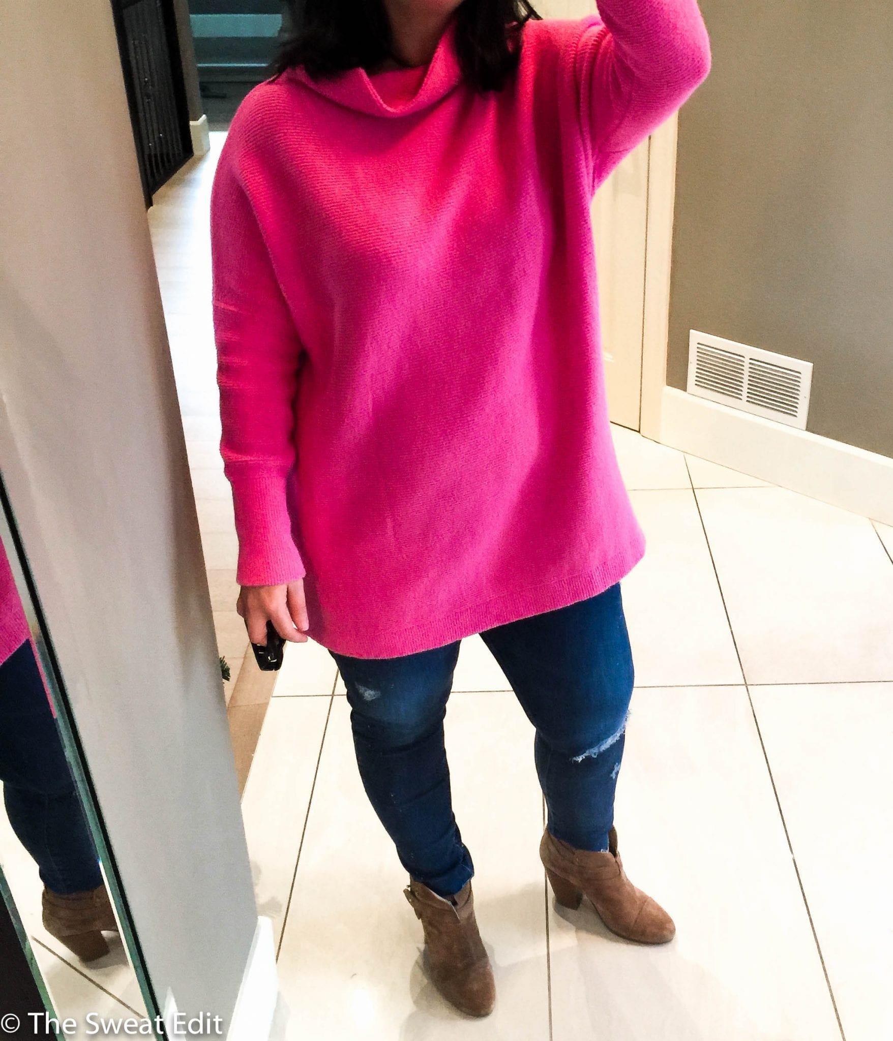 Sweater Weather Free People Ottoman Slouchy Tunic Is Back The