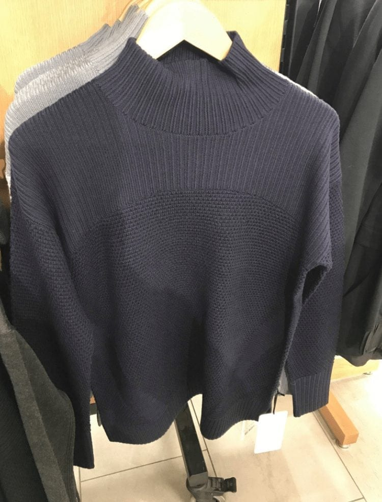 Lululemon Warm and Restore Sweater