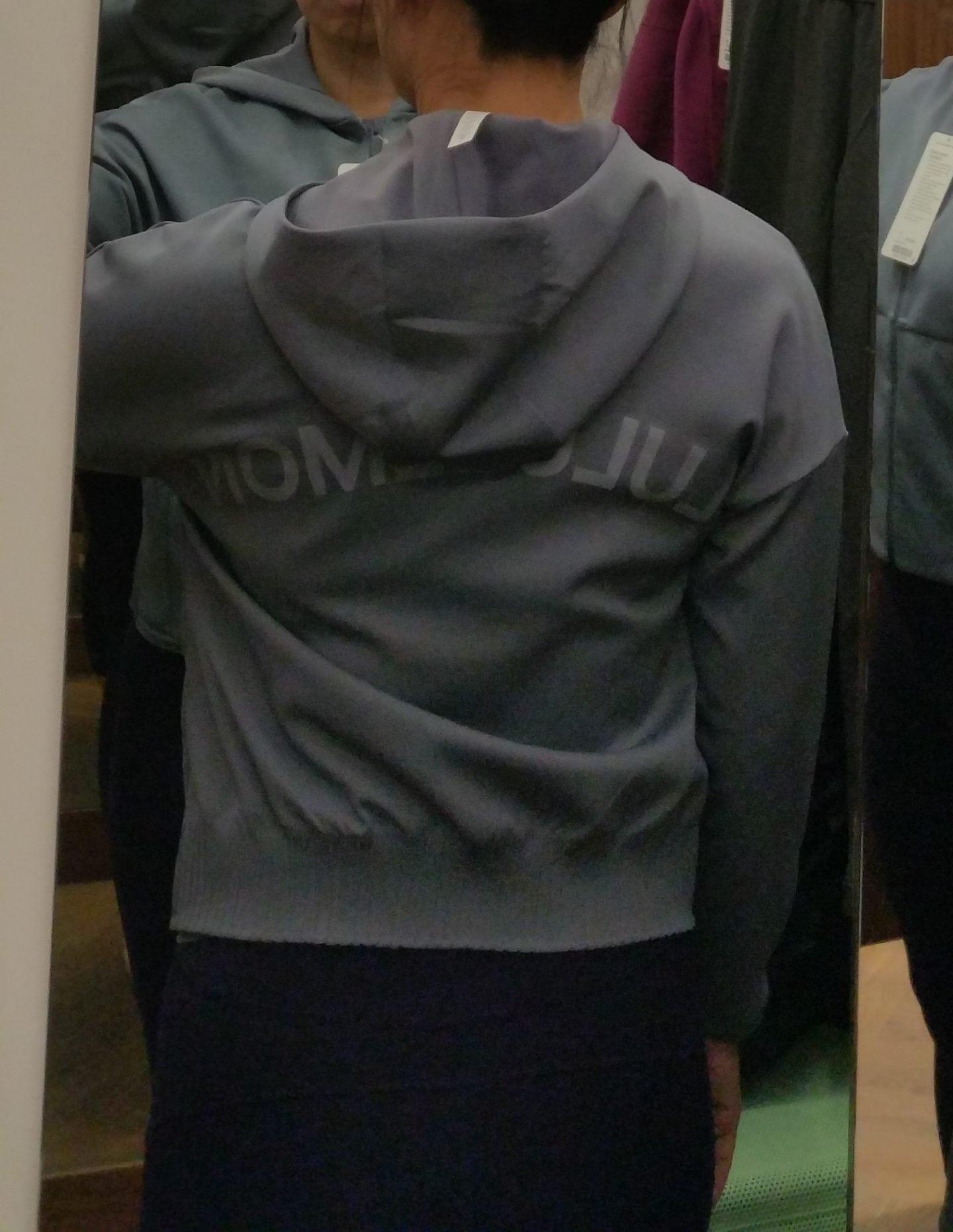 Lululemon Shape Jacket Expression