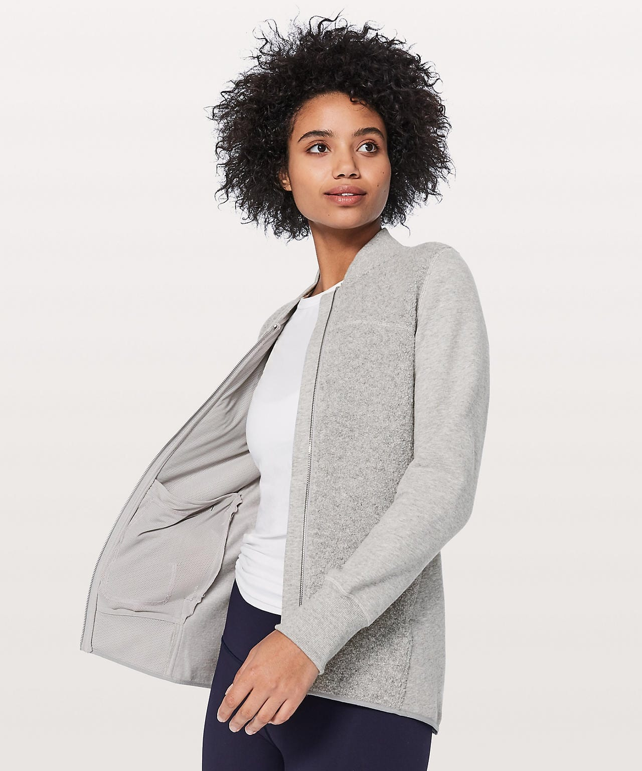Stand Out Sherpa Jacket