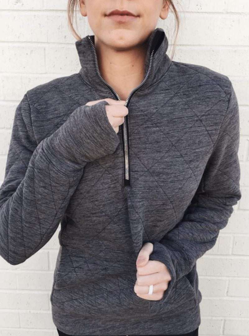 Forever Warm Pullover