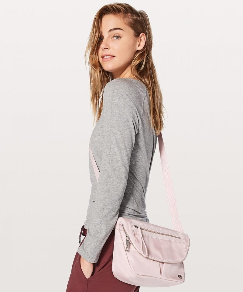 Festival Bag II Misty Pink