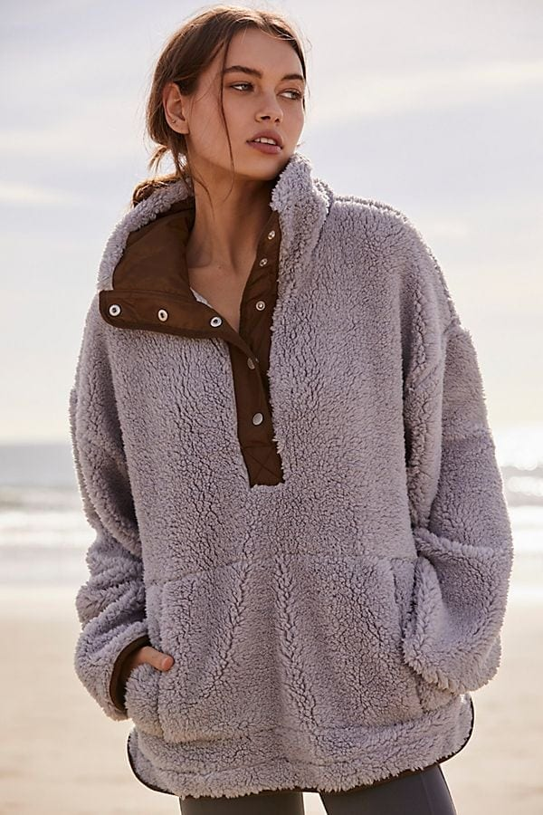 Oh So Cozy Pullover