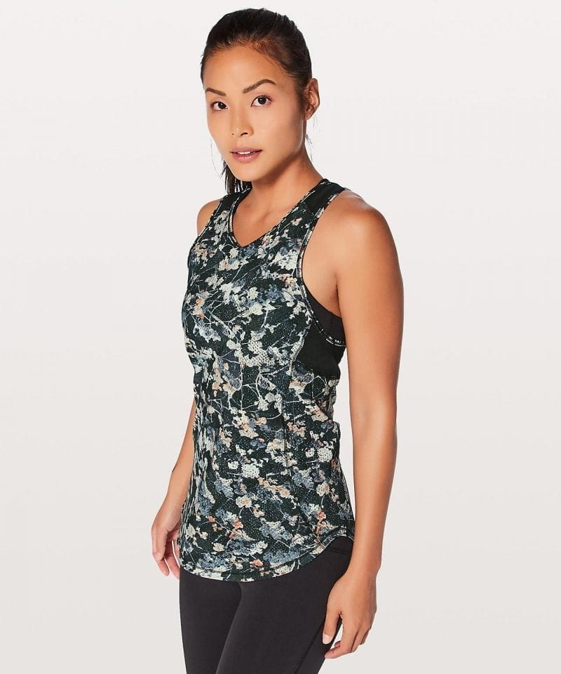 Spring Bloom Multi Sculpt Tank II