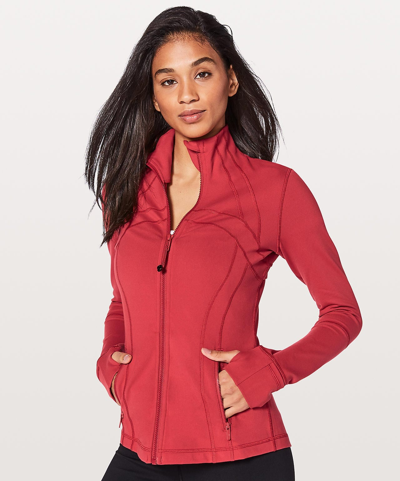 Define Jacket Persian Red