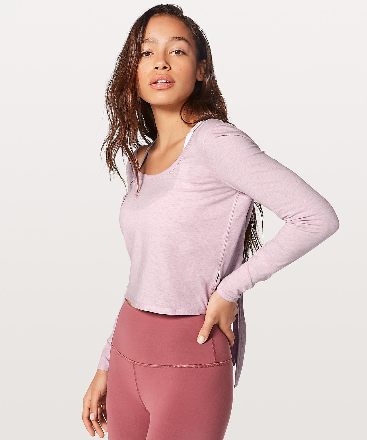 Lululemon It's A Tie Long Sleeve