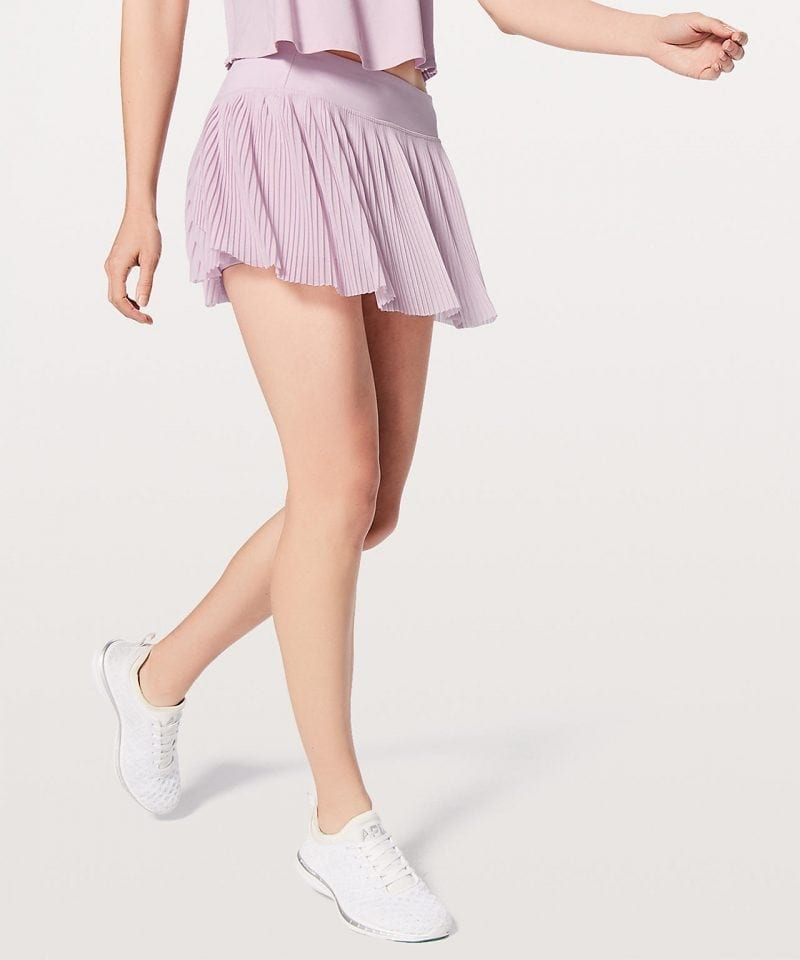 Just Pleat It Skirt