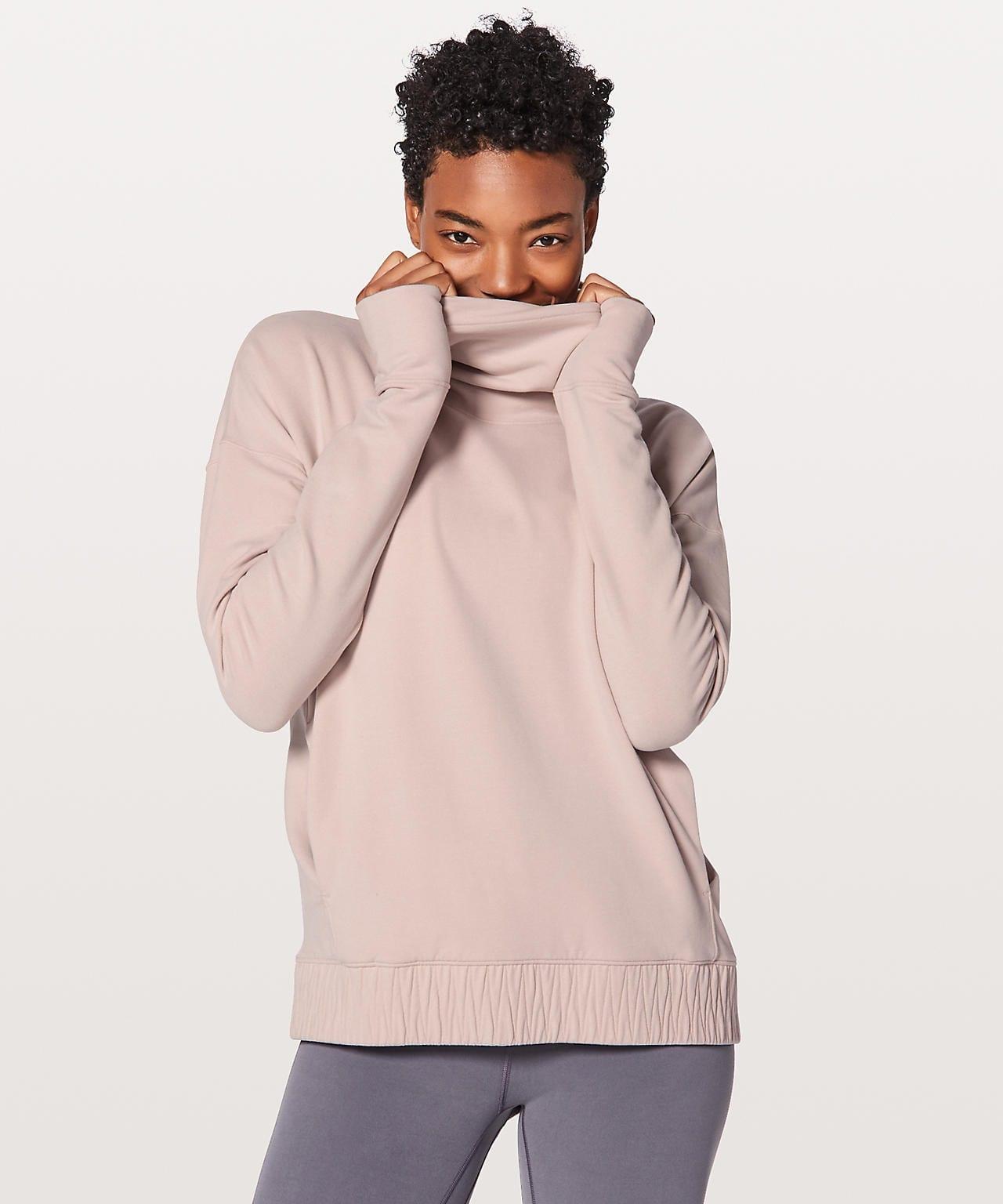 Lululemon Stress Less Pullover