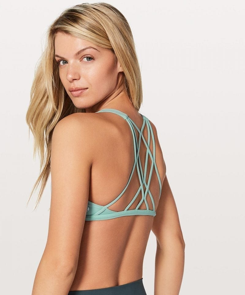 Free To Be Zen Bra - Tonic Sea