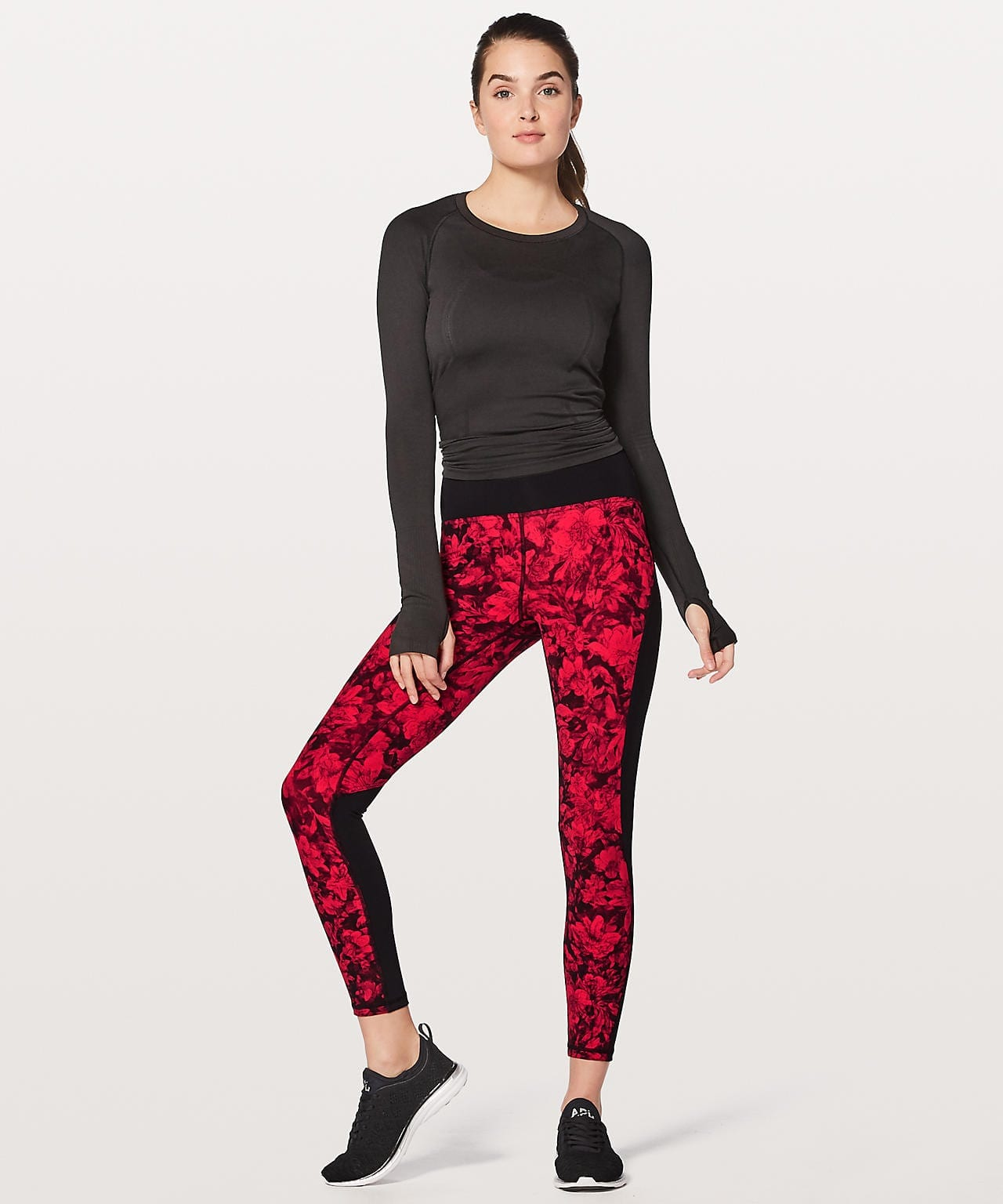 Train Times Fast Pace Pant Special Edition 25 Carminetrue Red
