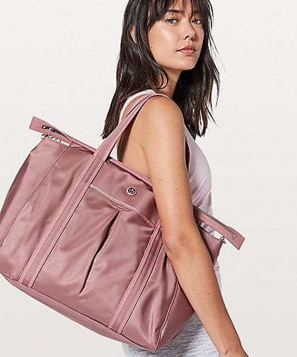 Everywhere Bag - Quicksand Pink