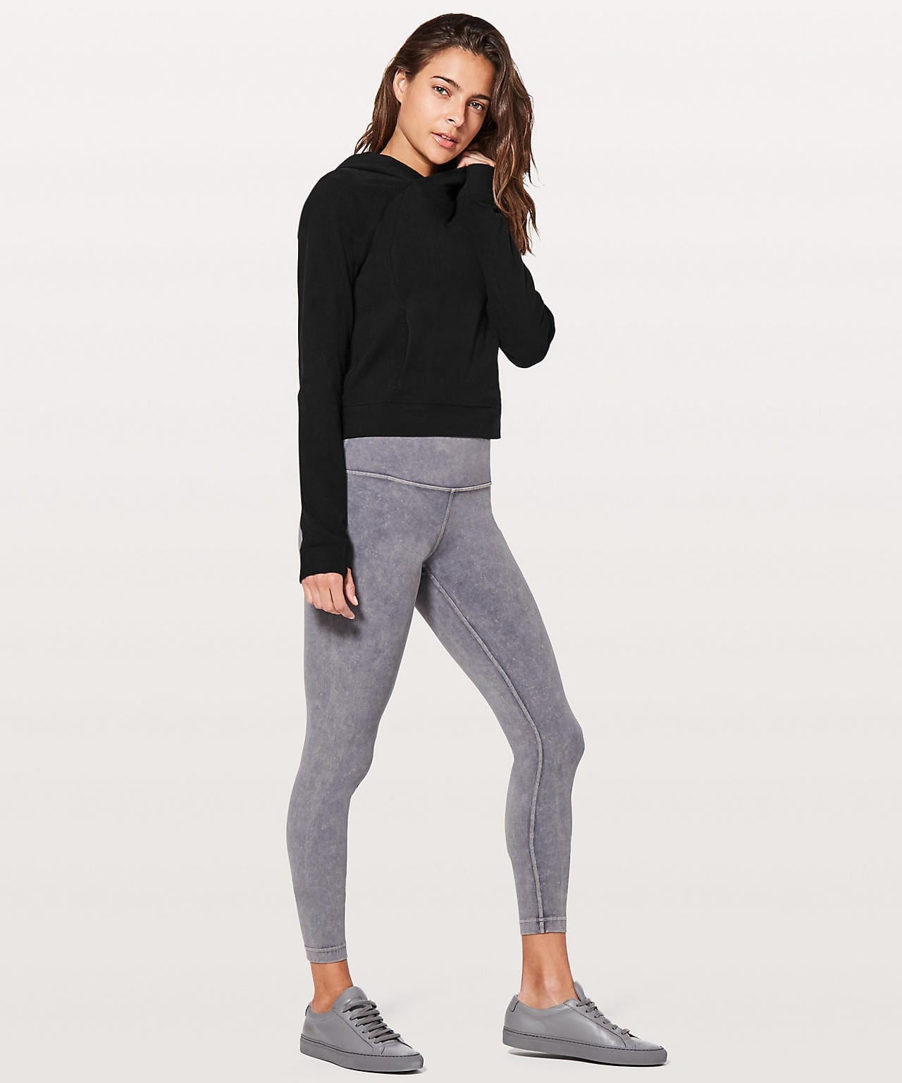 Lululemon Nice & Natural Popover