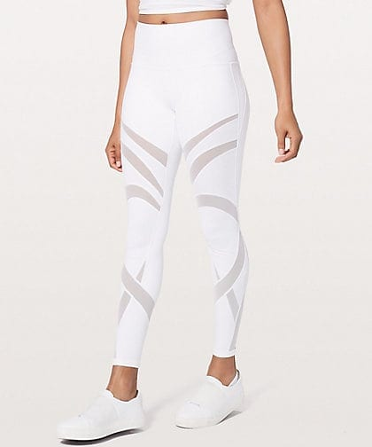WUNDER UNDER HI-RISE 7/8 TIGHT*MESH - Lululemon Australia Upload