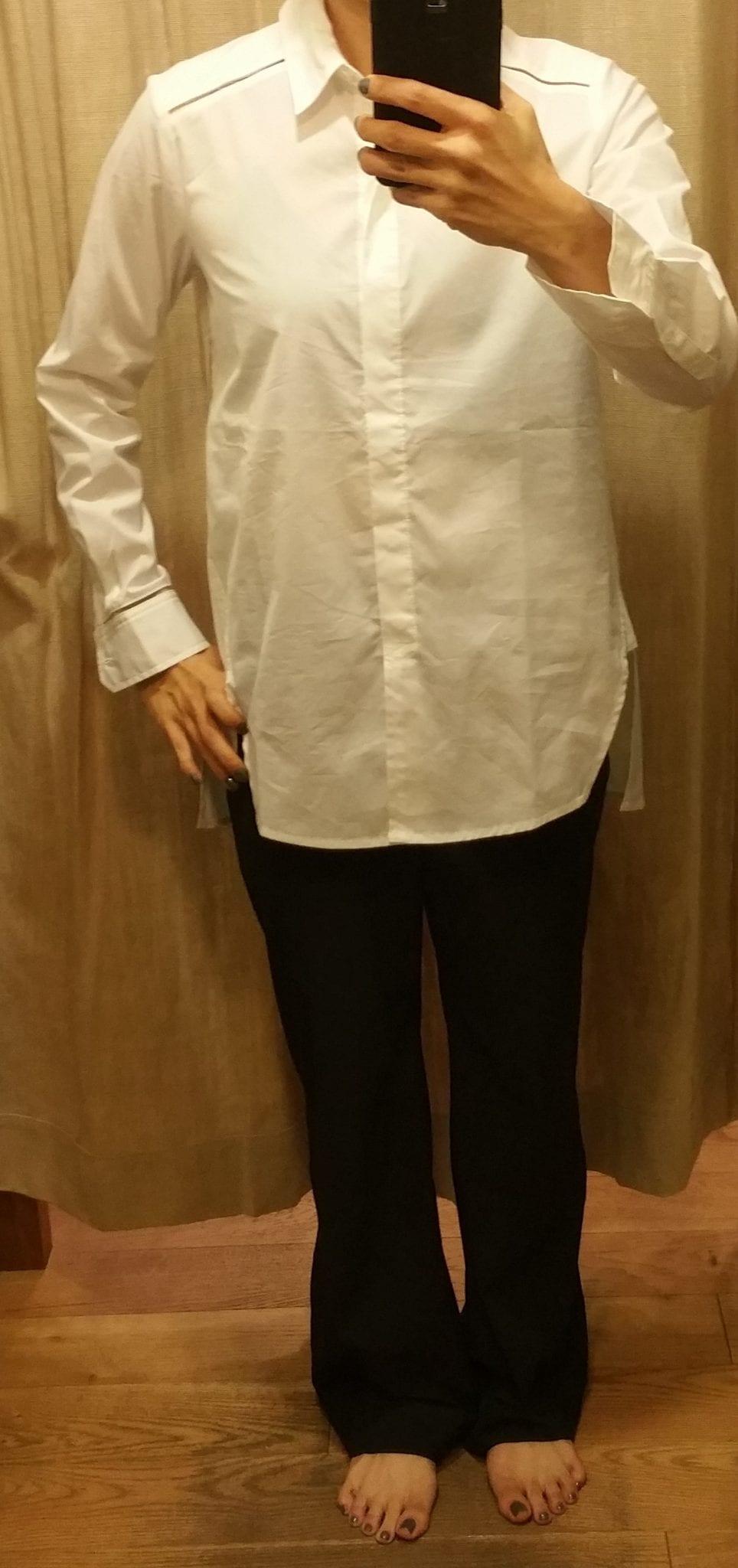 Marinwood Poplin Shirt