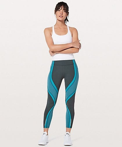 Lululemon Wild Twist Tight