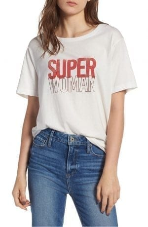 Rebecca Minkoff Superwoman Delaney Tee