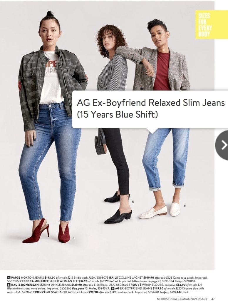 Nordstrom Anniversary Sale 2018 Catalogue