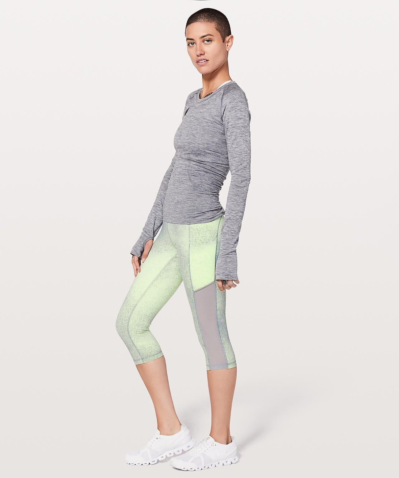 Speed Up Crop, Check Out What's New At Lululemon