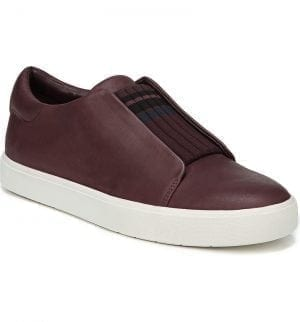Vince Cantara Slip-On Sneaker  Bordo/Rose