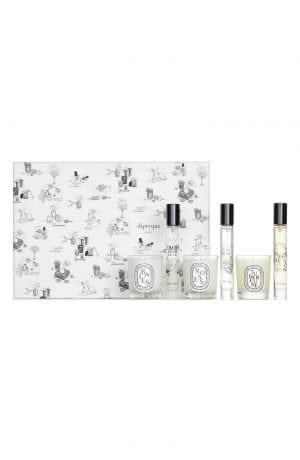 diptyque Floral Candle & Eau de Toilette Set