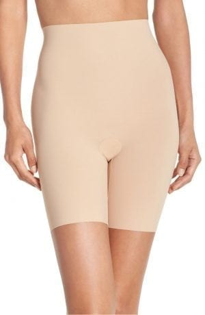 'Control' High Waist Shaping Shorts COMMANDO