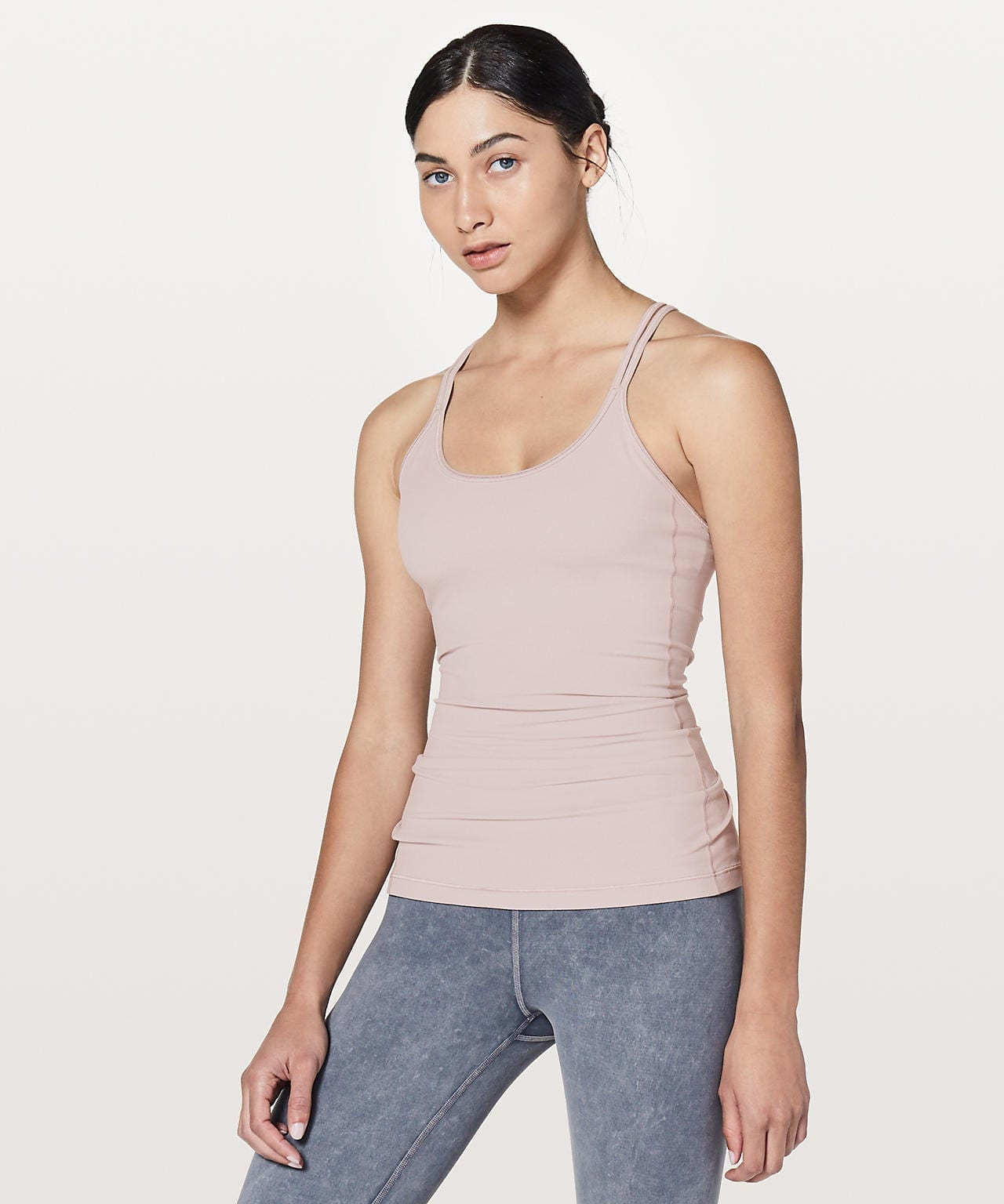 Free To Be Tank *Nulu Smokey Blush - Lululemon