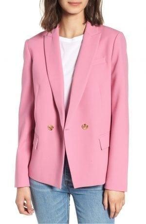 J.Crew Dover Blazer Pink