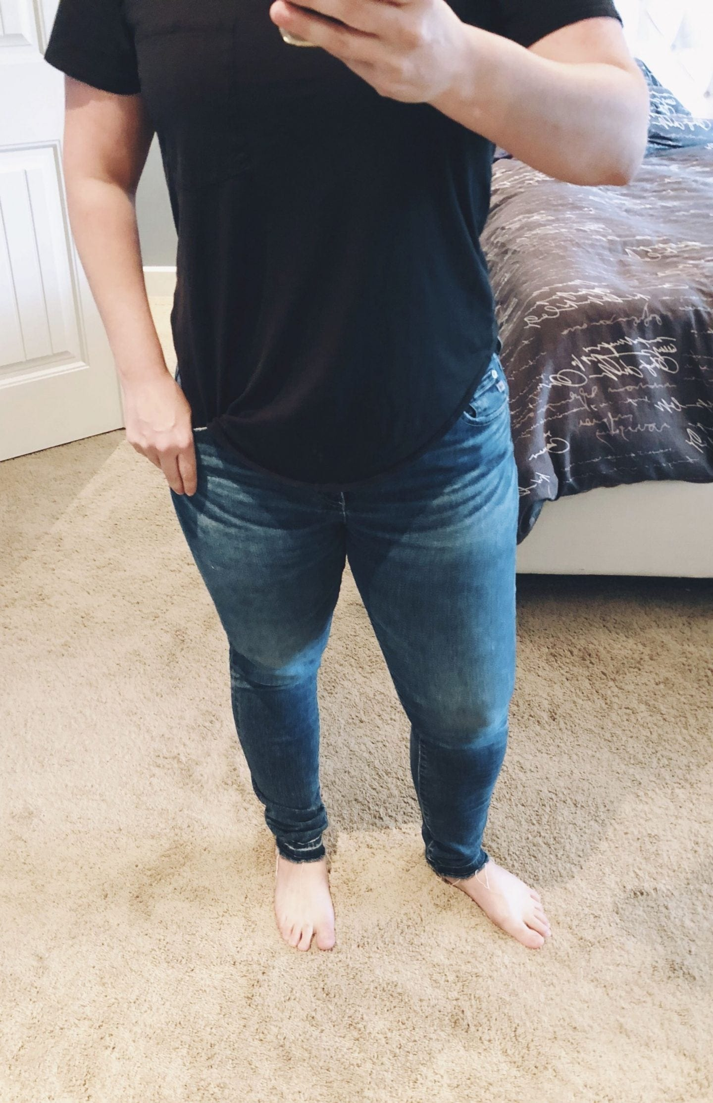 Nordstrom Anniversary Sale 2018 - AG The Legging Ankle Super Skinny Ankle - Fav Pair