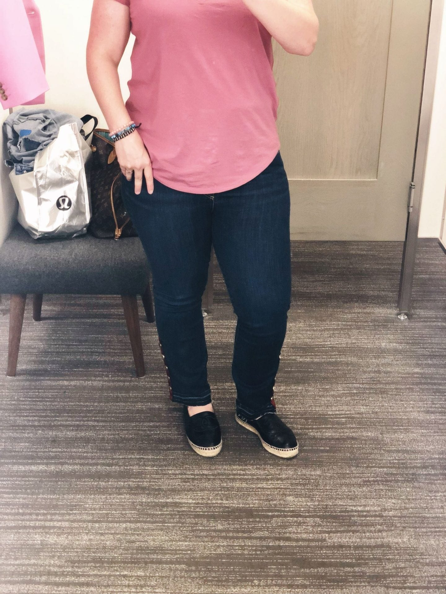 Nordstrom Anniversary Sale 2018 Dressing Room Selfies