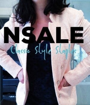 Nordstrom Anniversary Sale Classic Style Staples