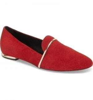 Smoking Slipper AGL Red
