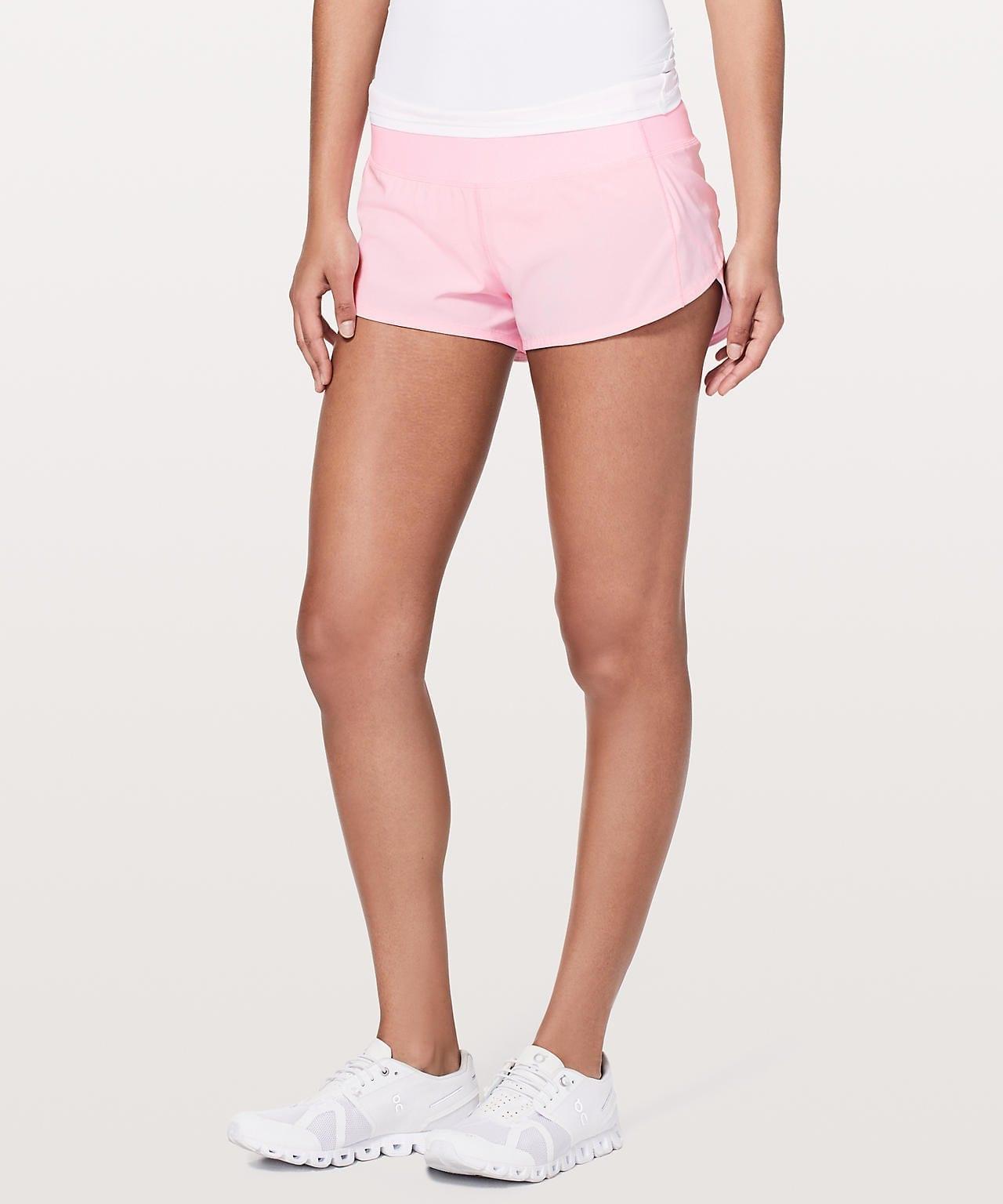 Speed Up Short - Miami Pink