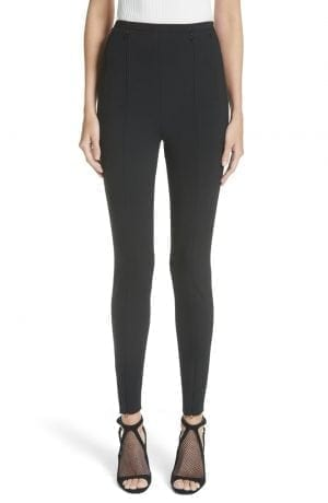 Zip Detail Leggings ALEXANDER WANG