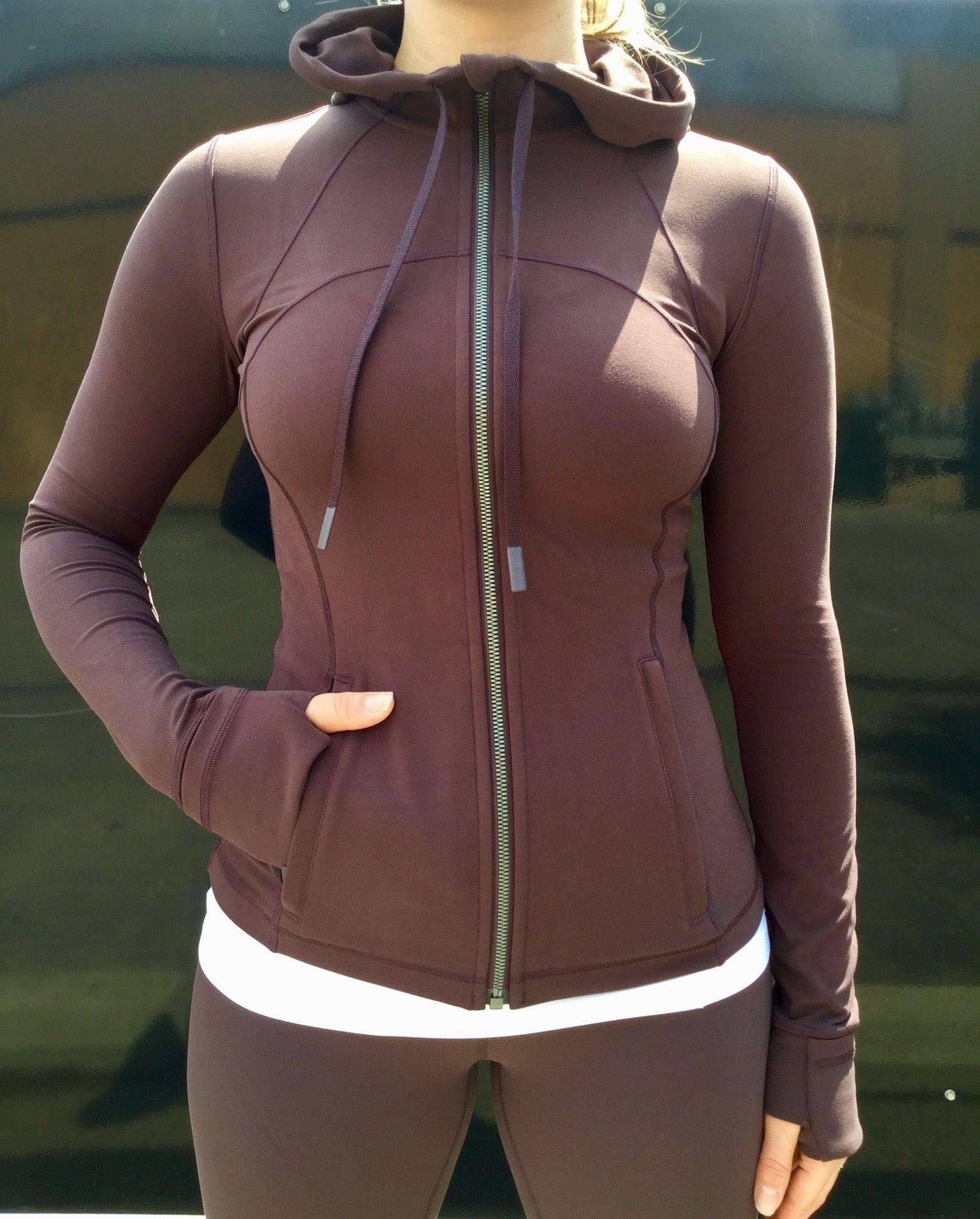 Lululemon, Hooded Define Jacket