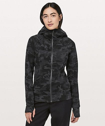 Lululemon Scuba Hoodie IV Incognito Camo