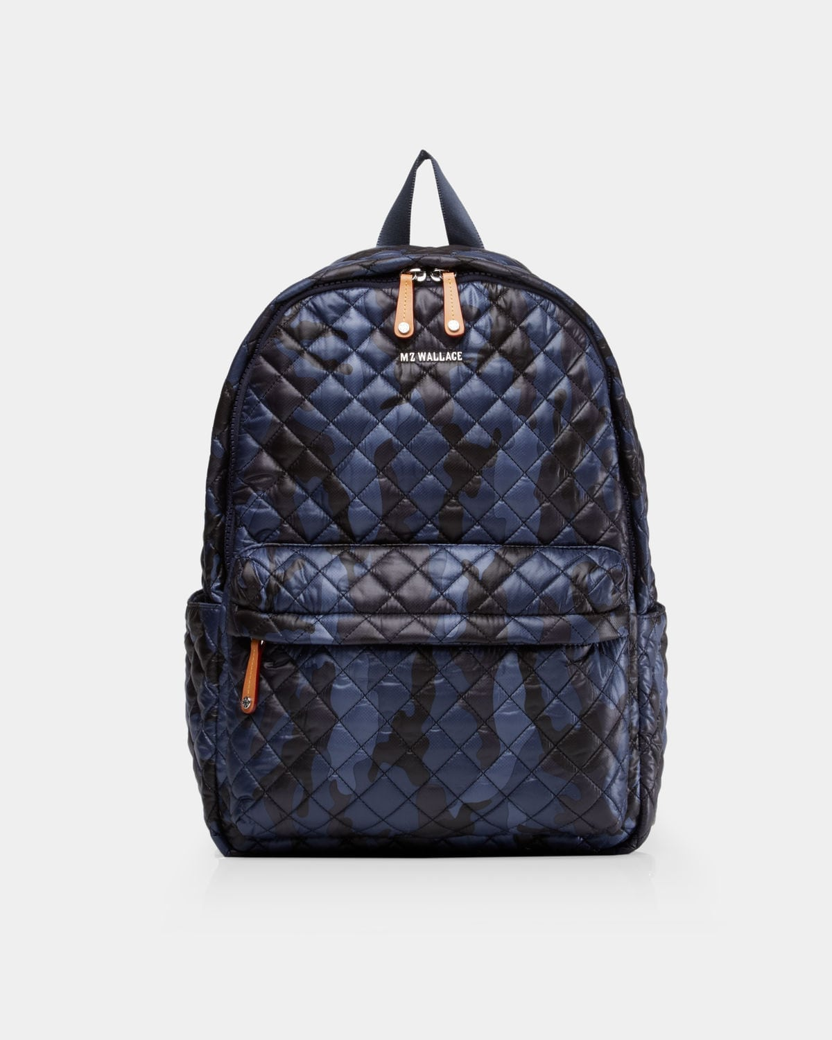 Metro Backpack Blue Camo