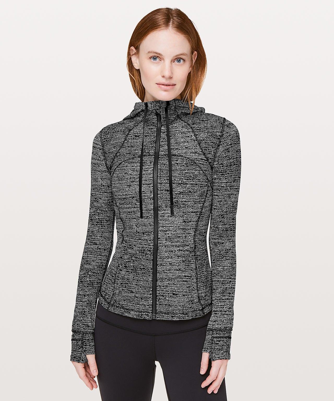 Hooded Define Jacket