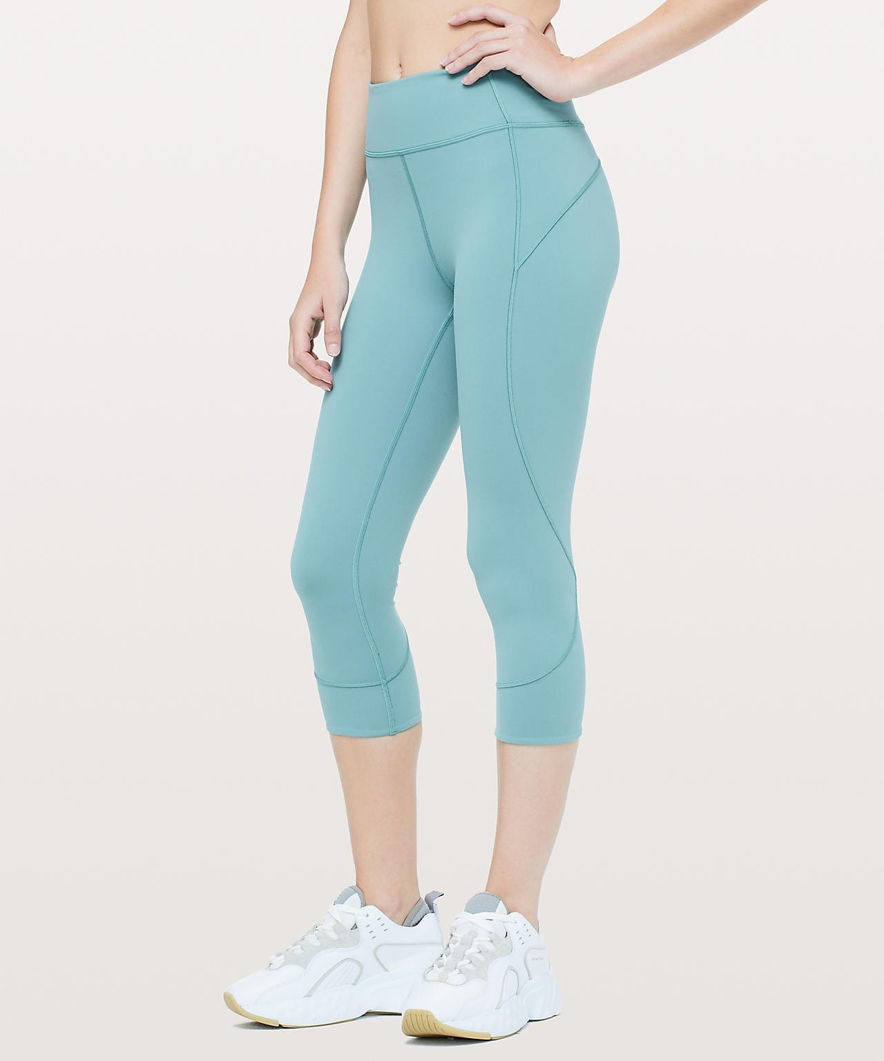 In Movement Crop, Lululemon