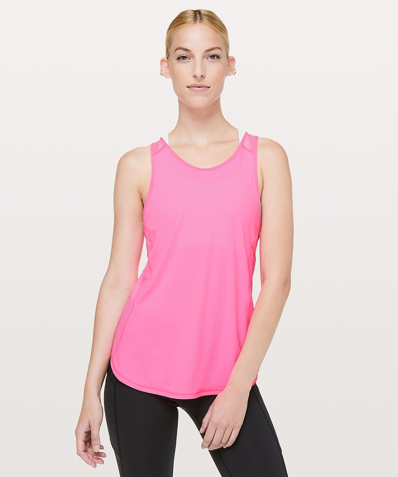 Sculpt Tank II, Zing Pink Light